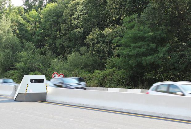 Bild von VITRONIC macht stationäre Geschwindigkeitsüberwachung mobil