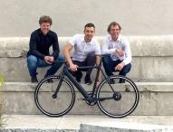 Im Kommen: Stylische Lade- und Parkstationen für E-Bikes