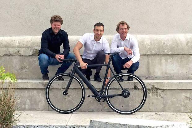 Photo of Im Kommen: Stylische Lade- und Parkstationen für E-Bikes