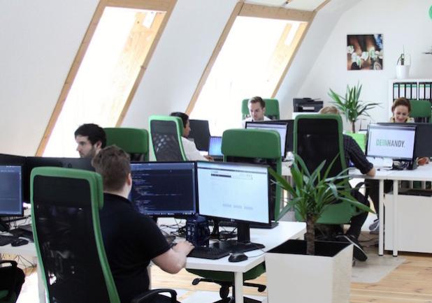 Büroräume - Quelle: DeinHandy