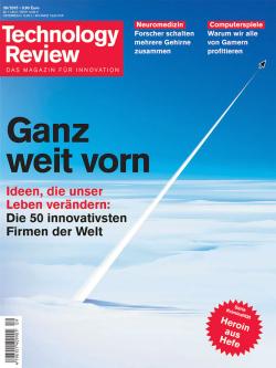 """Quellenangabe: """"obs/Technology Review/TR 09/15"""""""