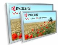 Kyocera stellt eine neue Touch–Feeling-Technologie vor