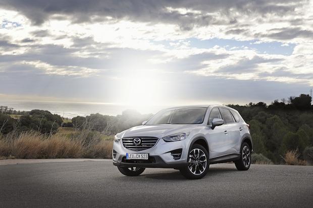 Photo of Mazda legt um fast 27 Prozent zu