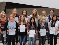 """Schülerinnen testen MINT-Praxis rund um das Thema """"Mobilität"""""""