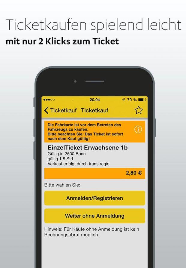 Photo of Die MittelrheinBahn App ist da
