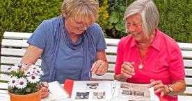 Senioren-Assistenten sorgen für soziale Einbindung der Älteren