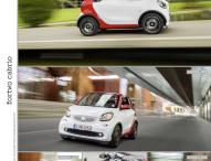 Das neue smart fortwo cabrio