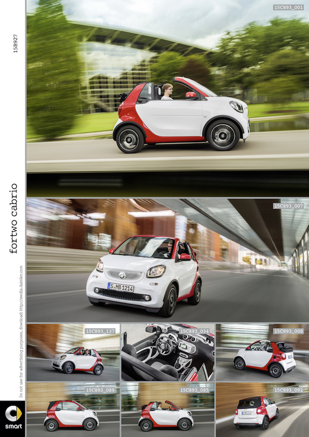 Photo of Das neue smart fortwo cabrio