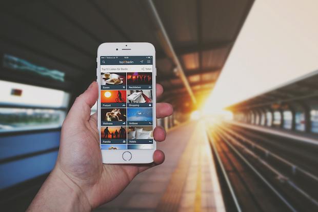 Bild von Top10 Berlin präsentiert App für Berlin-Insider und Touristen