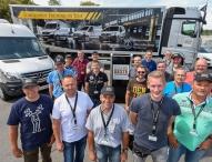 Mercedes-Benz und Medienpartner zeichnen Deutschlands beste Transporterfahrer aus