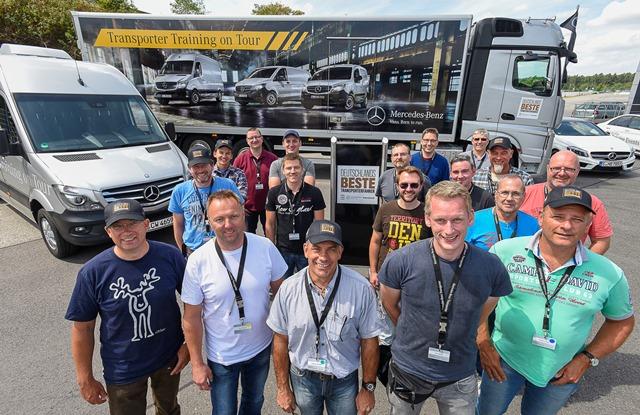 Photo of Mercedes-Benz und Medienpartner zeichnen Deutschlands beste Transporterfahrer aus