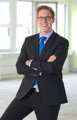 Tobias Wielki, Geschäftsführer Vertec Hamburg - Quelle: Vertec GmbH