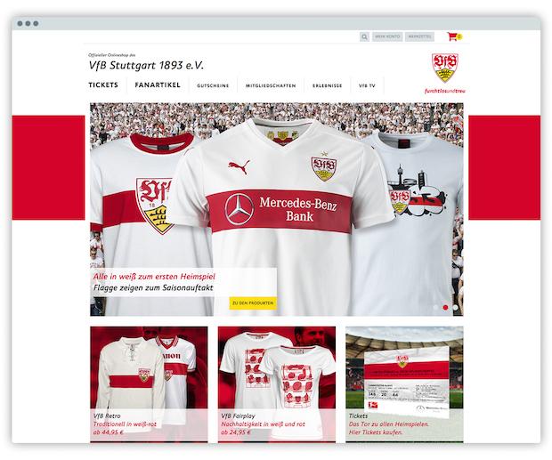 Photo of shopware AG ab jetzt mit dem VfB Stuttgart in der Fußball-Bundesliga