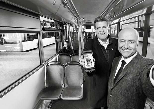 Photo of Rheinbahn geht neue Wege im Ticketkauf via Smartphone