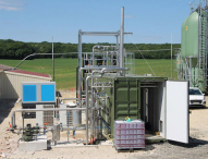 WELTEC-Biomethananlage in Frankreich startet Einspeisung