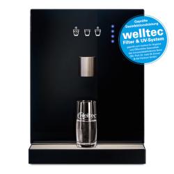 CUBE2 mit Plus X Award und Hygienesiegel ausgezeichnet Copyright: welltec