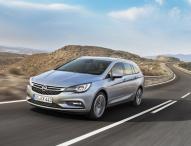 Der Opel Astra Sports Tourer feiert Weltpremiere