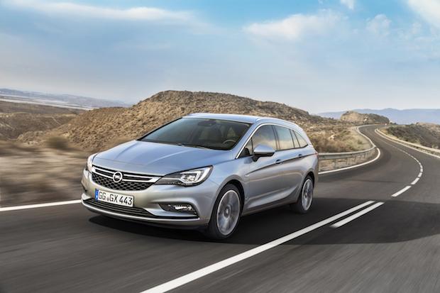 Photo of Der Opel Astra Sports Tourer feiert Weltpremiere