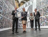 Marken präsentieren ihre Rekorde im druckfrischen Guinness World Records 2016