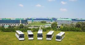 20 Jahre Omnibuswerk der Mercedes-Benz Türk in Hoşdere bei Istanbul