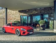 AMG Driving Performance trifft Luxus à la Kempinski