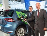Jedes vierte verkaufte Auto könnte mit Erdgas fahren