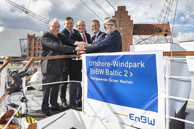 Photo of Zweiter EnBW Offshore-Windpark erzeugt  Strom für 340.000 Haushalte