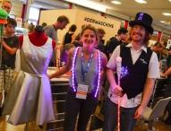 Kreative Kleidung mit elektronischem Innenleben – Die Fashion-Show auf der Maker Faire Berlin