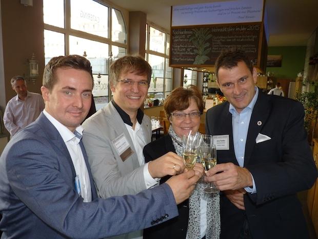 Photo of Leipziger BNI-Gruppe trifft sich seit drei Jahren jede Woche