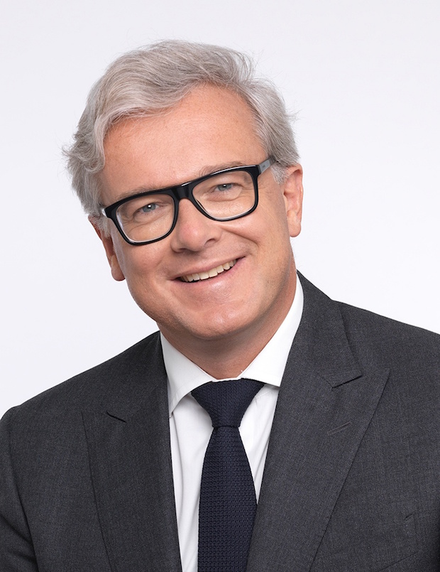 Bild von Bertrand Dumazy zum Vorstandsvorsitzenden und CEO von Edenred ernannt