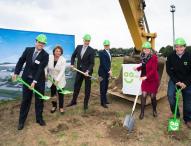 Prologis startet Bau der Europazentrale in Bergheim