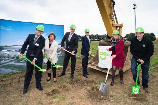 Photo of Prologis startet Bau der Europazentrale in Bergheim