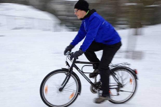 Bild von Sichtbar durch den Winter: Sicherheitstipps für Pedalritter