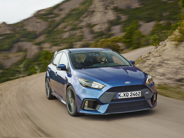 Photo of Neuer Ford Focus RS in YouTube-Dokumentation