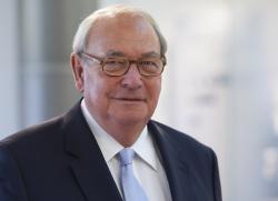 Heinz Hermann Thiele wird mit dem Deutsch-Brasilianischen Persönlichkeitspreis 2015 ausgezeichnet - Quelle: Knorr-Bremse AG