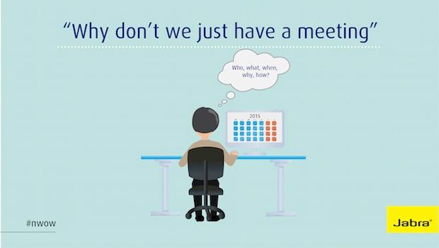 Bild von Drei-Punkte-Plan von Jabra: So lässt sich Outlook noch effektiver nutzen