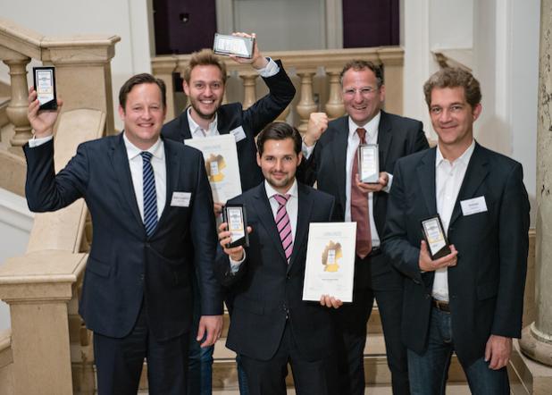 DISQ Verleihung Innovationspreis 2015 (c) Team Uwe Nölke | Fotografie - Film für Menschen - Unternehmen