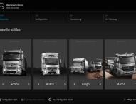 Neuer Online-Konfigurator für Lkw nach Maß
