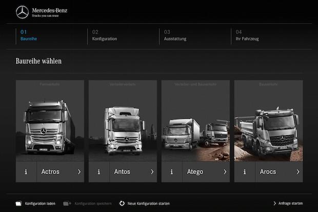 Photo of Neuer Online-Konfigurator für Lkw nach Maß