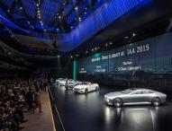 Mercedes-Benz fährt weiter auf Erfolgskurs