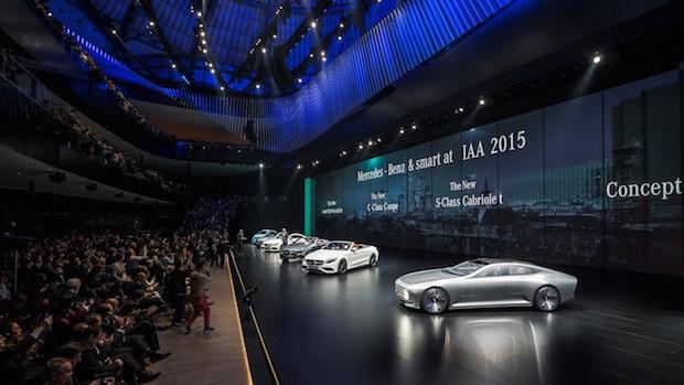Photo of Mercedes-Benz fährt weiter auf Erfolgskurs