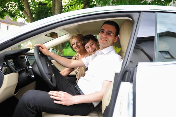 Generationsübergreifend Interessen und Fahrten teilen. Foto: Michael Roth