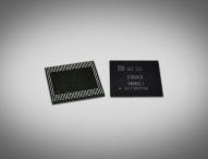 Samsung bringt erstes 12Gb LPDDR4 DRAM