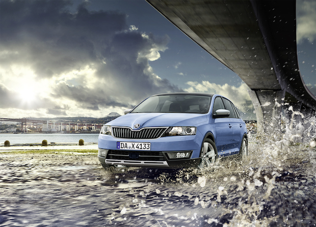 Photo of SKODA Rapid Spaceback ScoutLine