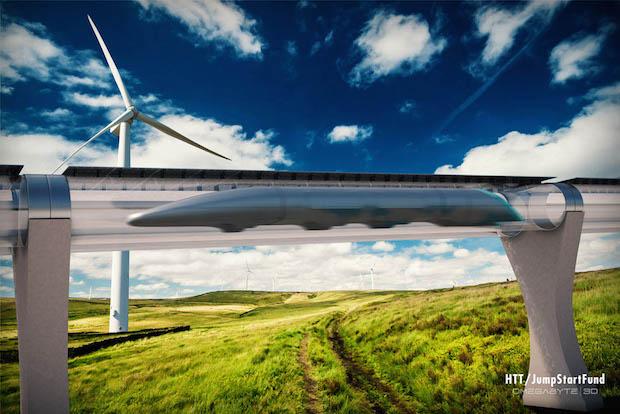 Photo of Hyperloop: Transportmittel in die Zukunft