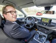 Audi-Chef Stadler trifft G7-Verkehrsminister