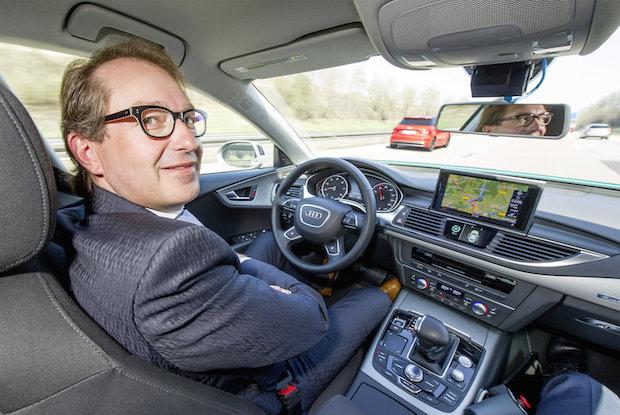 Bild von Audi-Chef Stadler trifft G7-Verkehrsminister