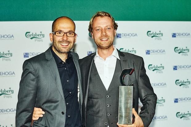 Photo of Die Hamburger Agentur NetzKombyse gratuliert seinem Kunden MARKTPIRAT zum Gewinn des Carlsberg Newcomer Award 2015