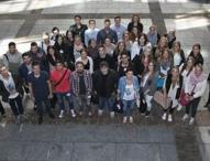 50 Studierende starten ihr Bachelorstudium an der eufom in Stuttgart