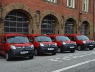 Feuerwehr Hamburg übernimmt vier Renault Kangoo Z.E.
